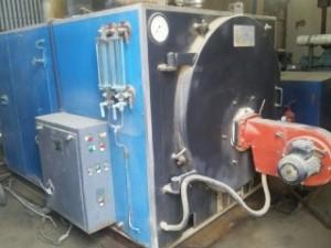 دیگ بخار دو تن ساخت شرکت ماشین سازی اراک
