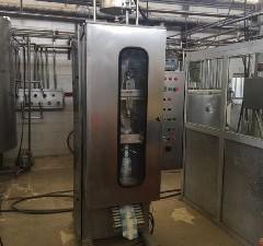 دستگاه پرکن شیر نایلونی و دوغ یک لیتری(پری پک)