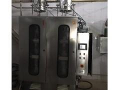 دستگاه پرکن دوقلو شیر و دوغ نایلونی ساخت شرکت حکمایی