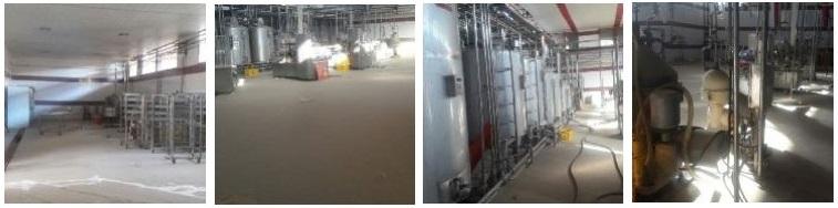 فروش کارخانه لبنیات در اصفهان