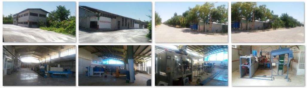 فروش کارخانه لبنیات تهران بویین زهرا