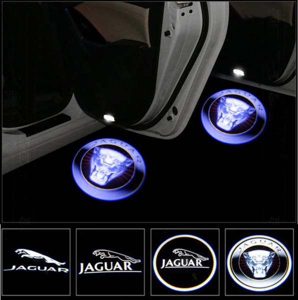 Jaguar welcome light Jaguar XJ XJL