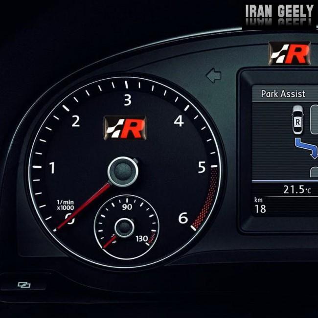 یک عدد برچسب  اپوکسی با لوگوی بسیاری از خودروها