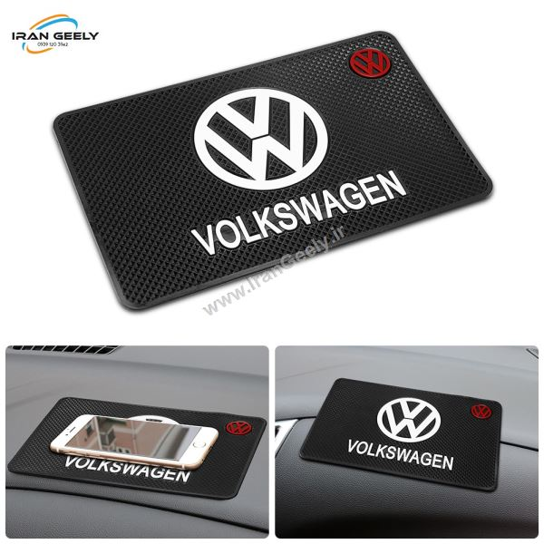 New Anti Slip Logo Pad Volks Wagon