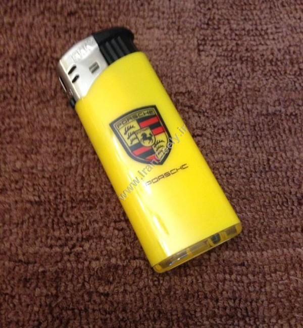 فندک گازی با لوگو Porsche