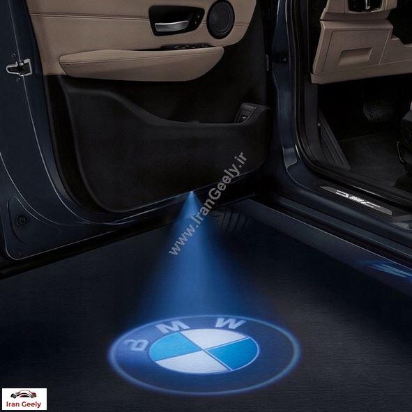 ولکام لوگو BMW بصورت فابریک B5