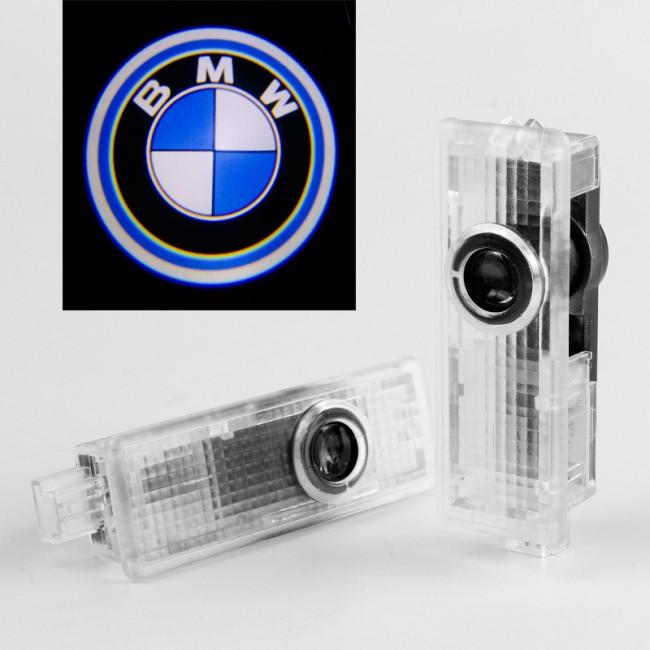 ولکام لوگو ۳ وات BMW بصورت فابریک