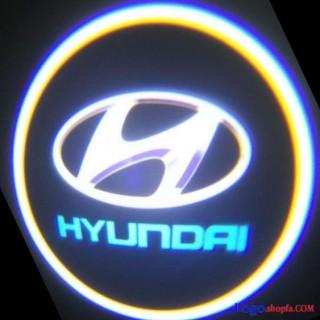 ولکام لوگو HYUNDAI_SANTAFE بصورت فابریک