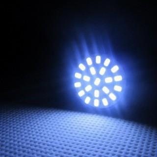 دو عدد لامپ 22 اس ام دی پر قدرت