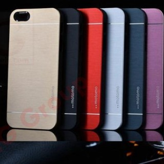 Brushed Metal Collection NEW 2016 for iPhone 5 & 5s