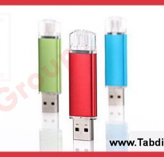 8GB 2 in 1 Micro USB / USB Flash Drive OTG