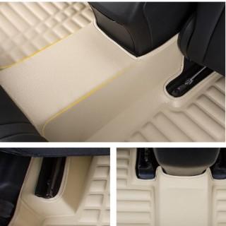 کفی سه بعدی فابریک سری 3 کرم - BMW 3 Series