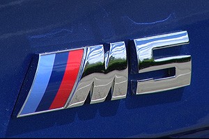M5  ABS Badges