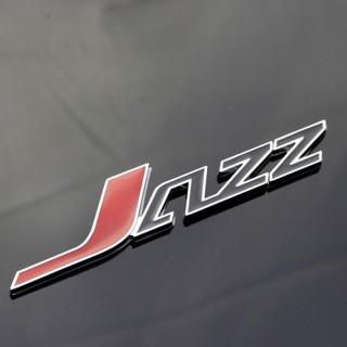 JAZZ Metal Badges