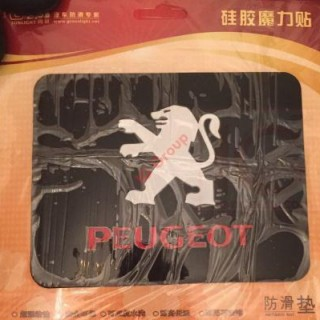 Anti Slip Logo Pad Peugeot