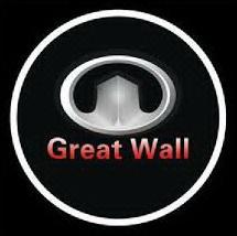 ولکام لوگو لایت حرفه ای ۵ وات گریت وال