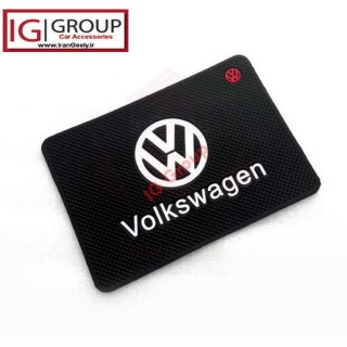 New Anti Slip Logo Pad Volks Wagon