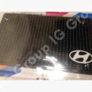 Silicon Anti Slip Logo Pad Hyundai