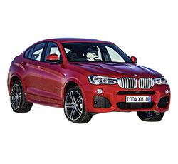 کفی سه بعدی فابریک BMW X4
