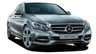 کفی سه بعدی فابریک بنز  MerCedes Benz C Class