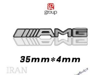 برچسب تزئینی لوگو AMG