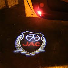 یک جفت چراغ خوش آمد گویی فابریک خودروهای JAC