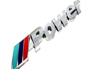 MPower Metal Badges