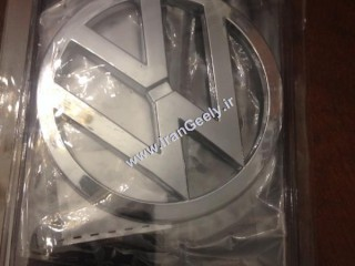 VW ABS Badges