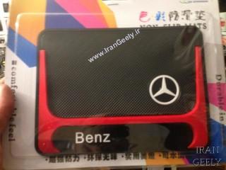 جدید - Silicon Anti Slip Logo Pad Mercedes Benz