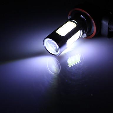 یک جفت لامپ سی او بی پر قدرت H8 / H11