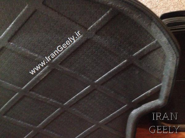 کفپوش صندوق ۳ بعدی LIFAN X60