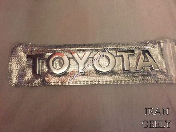 TOYOTA ABS Badges