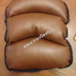 بالش چرمی کنسول وسط-بلوطی یا عسلی