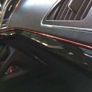 ۵ متر نوار تزئینی تی شکل داخل خودرو