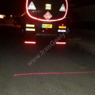 چراغ لیزری مه شکن خطی جدید / NEW Laser Fog light