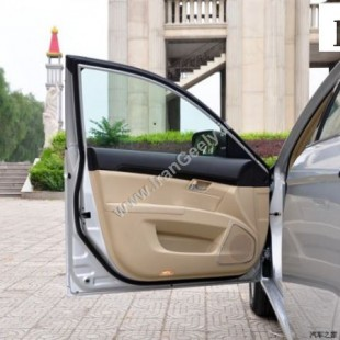 یک جفت چراغ درب فابریک خودرو جیلی با لوگو Geely Emgrand EC87