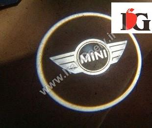 ولکام لوگو Mini Cooper بصورت فابریک