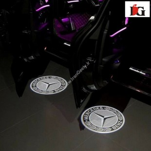ولکام لوگو -C CLass - Mrcedes Benz  فابریک BZ25