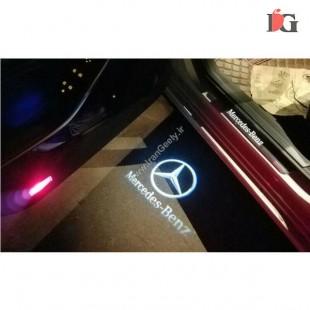 ولکام لوگو - Mercedes Benz BZ10