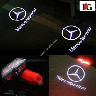 ولکام لوگو - S Class Mercedes Benz