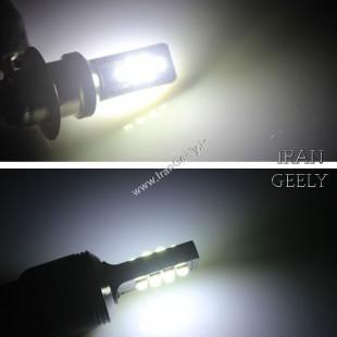 دو عدد لامپ SMD کوچک