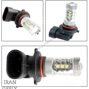 دو عدد لامپ     9005  - 9006