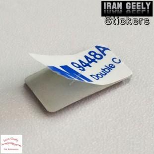 برچسب های اپوکسی با لوگوی MAZDA