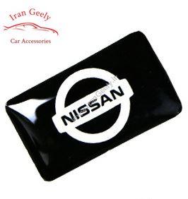 برچسب های اپوکسی با لوگوی NISSAN