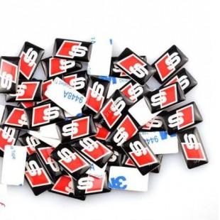 برچسب های اپوکسی با لوگوی AUDI