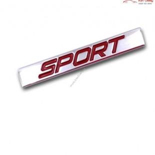 NEW Sport Metal badges