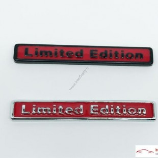 Limited Edition Small Metal Badge