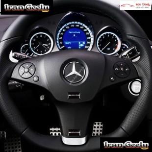 برچسب های اپوکسی با لوگوی Mercedes Benz