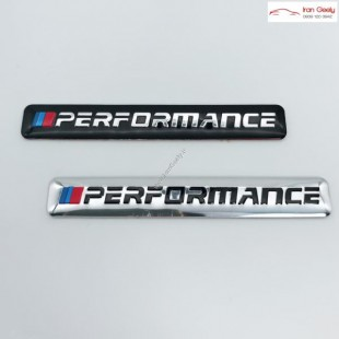 New M Proformance Metal Badges