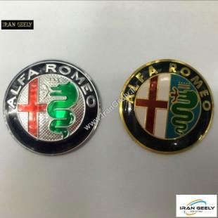 برچسب رینگ خودرو آلفا رومئو - Alfa Romeo